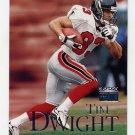 1999 Skybox Premium Football #084 Tim Dwight - Atlanta Falcons