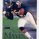 1999 Skybox Premium Football #071 Alonzo Mayes - Chicago Bears