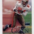 1999 Skybox Premium Football #067 Jacquez Green - Tampa Bay Buccaneers