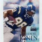 1999 Skybox Premium Football #066 Freddie Jones - San Diego Chargers