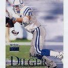 1999 Skybox Premium Football #060 Ken Dilger - Indianapolis Colts