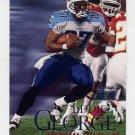 1999 Skybox Premium Football #057 Eddie George - Tennessee Titans