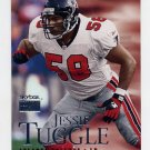 1999 Skybox Premium Football #049 Jessie Tuggle - Atlanta Falcons