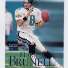 1999 Skybox Premium Football #039 Mark Brunell - Jacksonville Jaguars