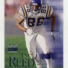 1999 Skybox Premium Football #038 Jake Reed - Minnesota Vikings