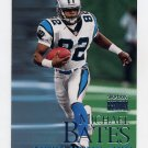 1999 Skybox Premium Football #033 Michael Bates - Carolina Panthers