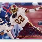 1999 Skybox Premium Football #023 Michael Westbrook - Washington Redskins