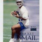 1999 Skybox Premium Football #018 Rocket Ismail - Dallas Cowboys