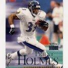 1999 Skybox Premium Football #010 Priest Holmes - Baltimore Ravens