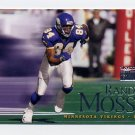1999 Skybox Premium Football #001 Randy Moss - Minnesota Vikings