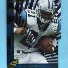 1997 Donruss Football Press Proofs Gold Die Cuts #033 Tim Biakabutuka - Carolina Panthers