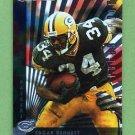 1997 Donruss Football Press Proofs Silver #138 Edgar Bennett - Green Bay Packers