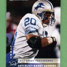 1997 Donruss Football #229 Barry Sanders CL - Detroit Lions