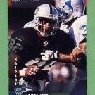 1997 Donruss Football #181 James Jett - Oakland Raiders