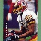 1997 Donruss Football #146 Michael Westbrook - Washington Redskins