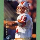 1997 Donruss Football #142 Trent Dilfer - Tampa Bay Buccaneers