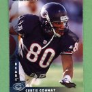 1997 Donruss Football #135 Curtis Conway - Chicago Bears