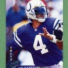 1997 Donruss Football #117 Jim Harbaugh - Indianapolis Colts