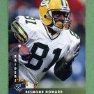 1997 Donruss Football #113 Desmond Howard - Green Bay Packers