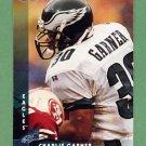 1997 Donruss Football #107 Charlie Garner - Philadelphia Eagles