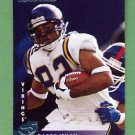 1997 Donruss Football #104 Qadry Ismail - Minnesota Vikings