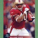 1997 Donruss Football #052 William Floyd - San Francisco 49ers