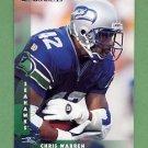 1997 Donruss Football #046 Chris Warren - Seattle Seahawks