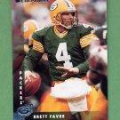 1997 Donruss Football #002 Brett Favre - Green Bay Packers