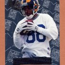 1996 Metal Football Precious Metal #138 Eddie Kennison - St. Louis Rams
