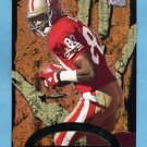 1996 Metal Football Goldfingers #6 Jerry Rice - San Francisco 49ers
