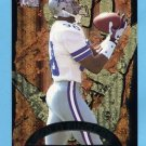 1996 Metal Football Goldfingers #3 Michael Irvin - Dallas Cowboys