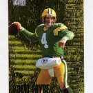 1996 Metal Football Goldflingers #5 Brett Favre - Green Bay Packers