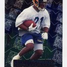 1996 Metal Football #143 Lawrence Phillips RC - St. Louis Rams