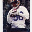 1996 Metal Football #138 Eddie Kennison RC - St. Louis Rams