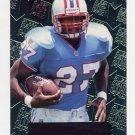 1996 Metal Football #131 Eddie George RC - Houston Oilers