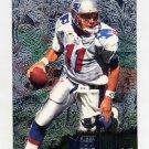 1996 Metal Football #072 Drew Bledsoe - New England Patriots