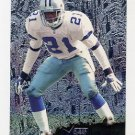 1996 Metal Football #032 Deion Sanders - Dallas Cowboys