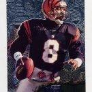 1996 Metal Football #025 Jeff Blake - Cincinnati Bengals