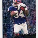 1996 Metal Football #016 Thurman Thomas - Buffalo Bills