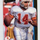 1992 Action Packed Football #265 Vinny Testaverde - Tampa Bay Buccaneers