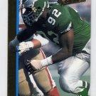 1992 Action Packed Football #201 Reggie White - Philadelphia Eagles