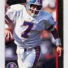 1992 Action Packed Football #069 John Elway - Denver Broncos