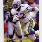 1994 Action Packed Football #112 Chris Warren - Seattle Seahawks