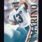 1995 Action Packed Football #021 Dan Marino - Miami Dolphins