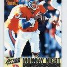 1995 Action Packed Monday Night Football #108 John Elway C - Denver Broncos