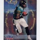 1999 Fleer Focus Football Glimmer Men #10R Fred Taylor - Jacksonville Jaguars