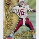 1999 Fleer Focus Football Wondrous #16W Jake Plummer - Arizona Cardinals