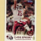 1999 Fleer Focus Football #168 Chris Greisen RC - Arizona Cardinals /2250