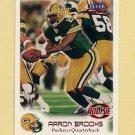 1999 Fleer Focus Football #162 Aaron Brooks RC - Green Bay Packers /2250
