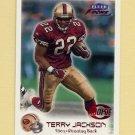 1999 Fleer Focus Football #148 Terry Jackson RC - San Francisco 49ers /2500